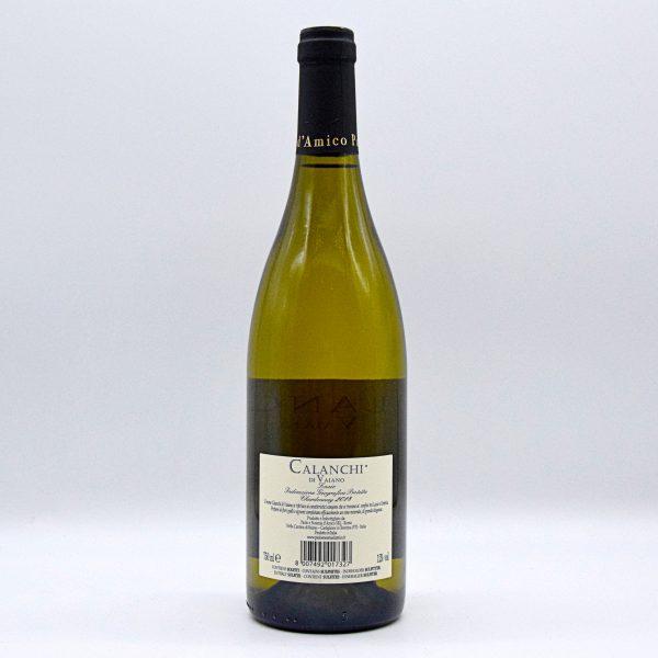 """Lazio IGT Chardonnay """"Calanchi di Vaiano"""" – Paolo e Noemia d'Amico"""