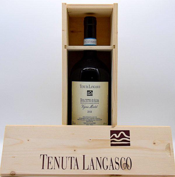 Dolcetto d'Alba DOC Vigna Miclet – Langasco