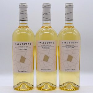 Terre di Chieti IGT Passerina – Valle d'oro Tollo (3 Bottiglie)