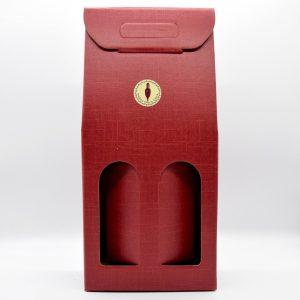 Scatola Portabottiglie (2 bottiglie)