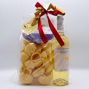 Pasta di Gragnano e Vino Bianco – Confezione Regalo