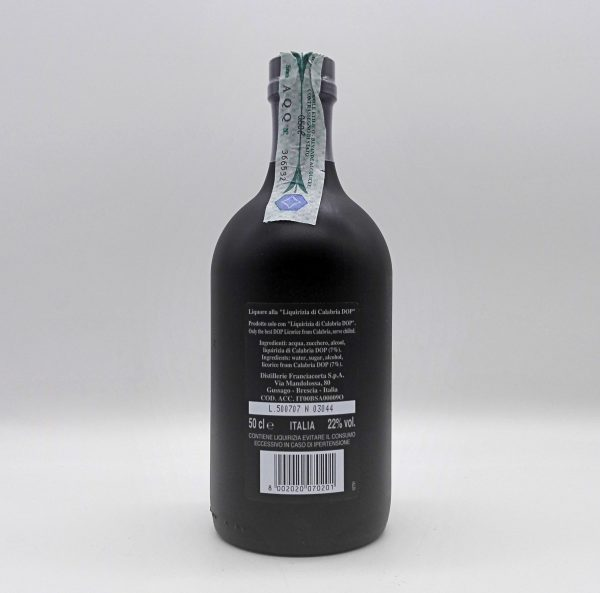 Liquore alla liquirizia Eclisse