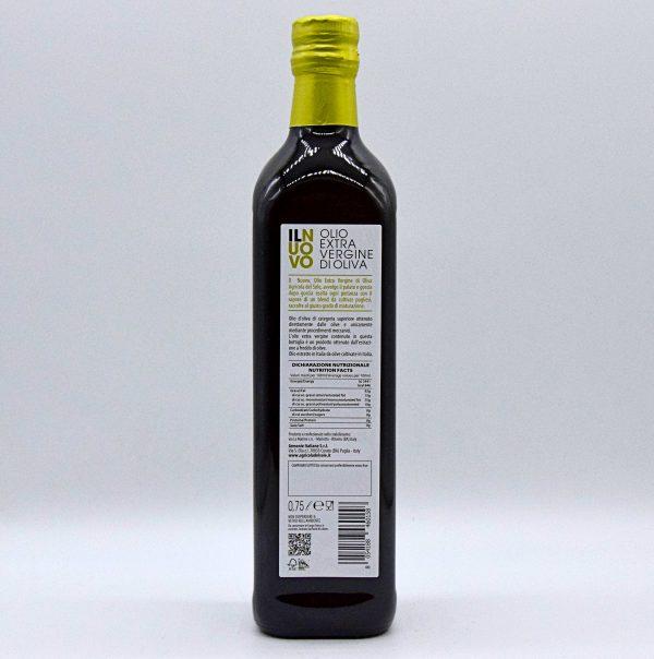"""Olio Extravergine di Oliva """"Il Nuovo"""" – Agricola del Sole"""