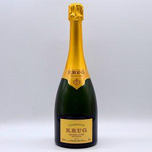 Champagne AOC Grande Cuvée Brut 168ème Édition – Krug
