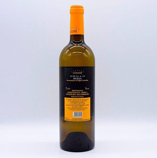 Sicilia DOC Grillo – Colosi