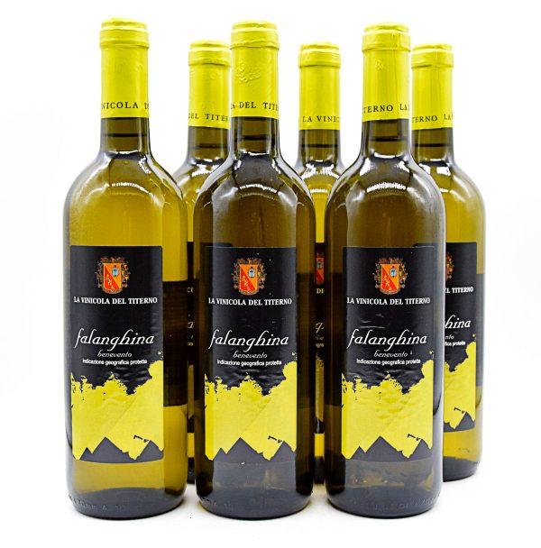 Falanghina del Beneventano IGT – La Vinicola del Titerno (6 Bottiglie)