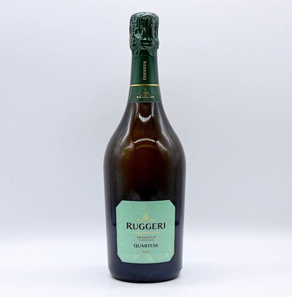 "Valdobbiadene Prosecco Superiore DOCG Brut ""Quartese"" – Ruggeri"