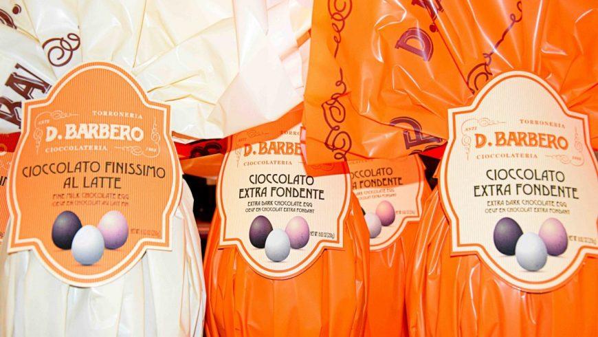 Una Dolce Pasqua con la cioccolata Davide Barbero