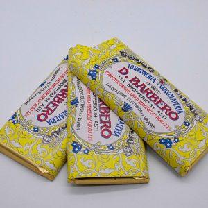 Cioccolato Fondente Monorigine Venezuela 72% (3 Tavolette) – Davide Barbero