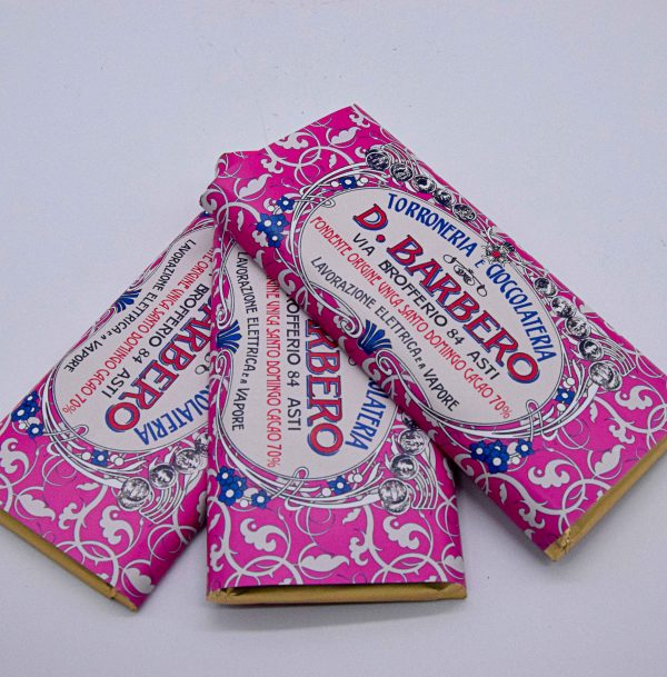 Cioccolato Fondente Monorigine Santo Domingo 70% (3 Tavolette) – Davide Barbero