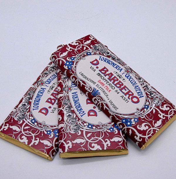Cioccolato al Latte con Massa Ecuador (3 Tavolette) – Davide Barbero