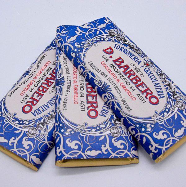 Cioccolato al caramello (3 Tavolette) – Davide Barbero