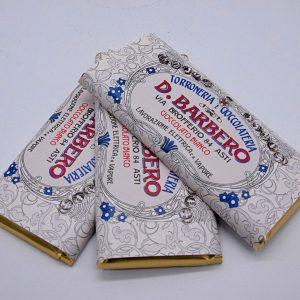 Cioccolato Bianco (3 Tavolette) – Davide Barbero