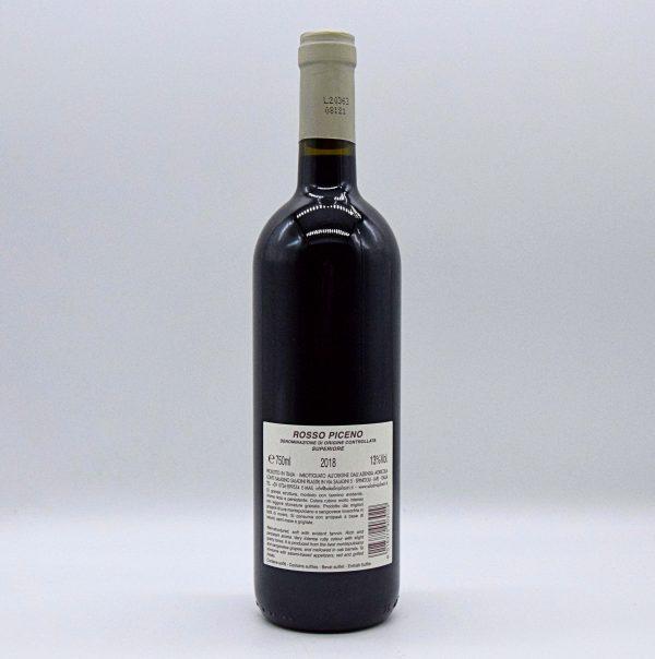 Rosso Piceno DOC Superiore – Saladini Pilastri