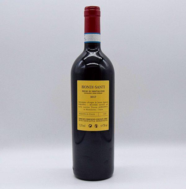 """Rosso di Montalcino DOCG """"Tenuta Greppo"""" – Biondi Santi"""