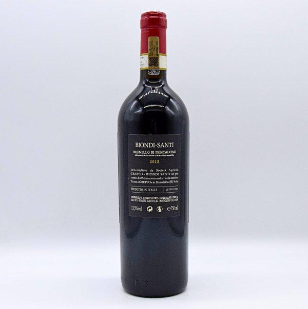 """Brunello di Montalcino DOCG """"Tenuta Greppo"""" – Biondi Santi"""