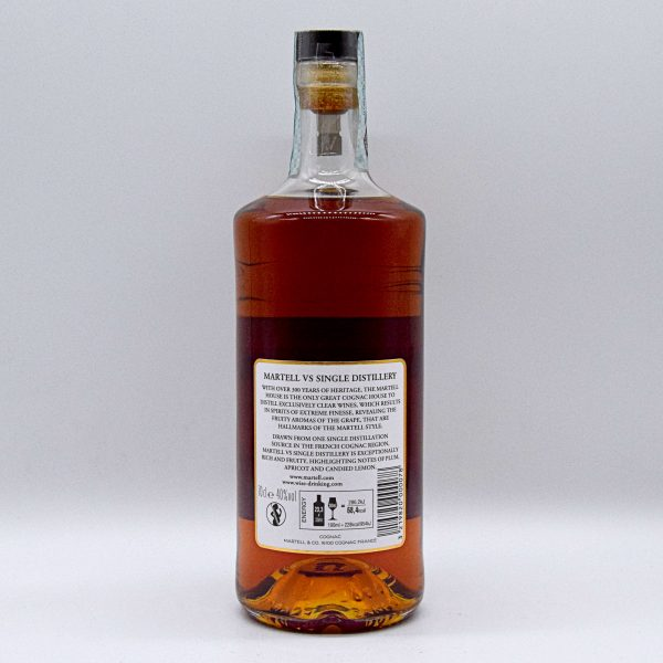 Single Distillery Fine Cognac VS – Martell