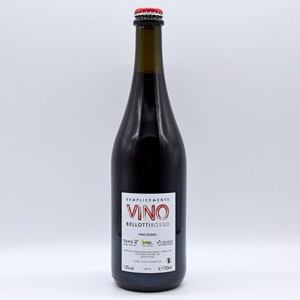 Semplicemente Vino Rosso Bellotti – Cascina degli Ulivi