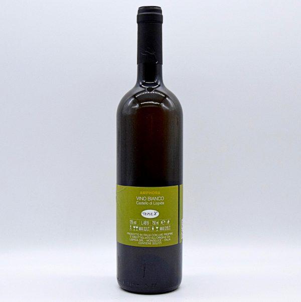 """Vino in Anfora """"Amphora Bianco"""" – Castello di Lispida"""