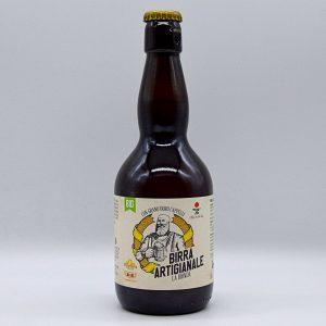 """Birra Artigianale con Grano Duro Cappelli """"La Bionda"""" – Agricola del Sole"""