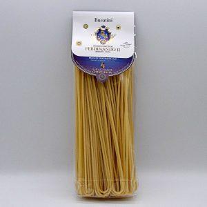 "Pasta di Gragnano IGP ""Bucatini"" – Pastificio Ferdinando II"