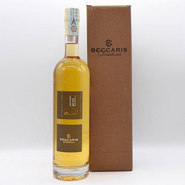 Grappa Barolo Invecchiata 36 Mesi (con astuccio) – Distilleria Beccaris