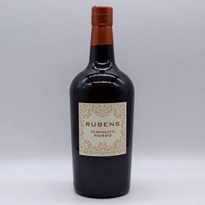 """Vermouth Rosso """"Rubens"""" (con astuccio) – Distilleria Beccaris"""