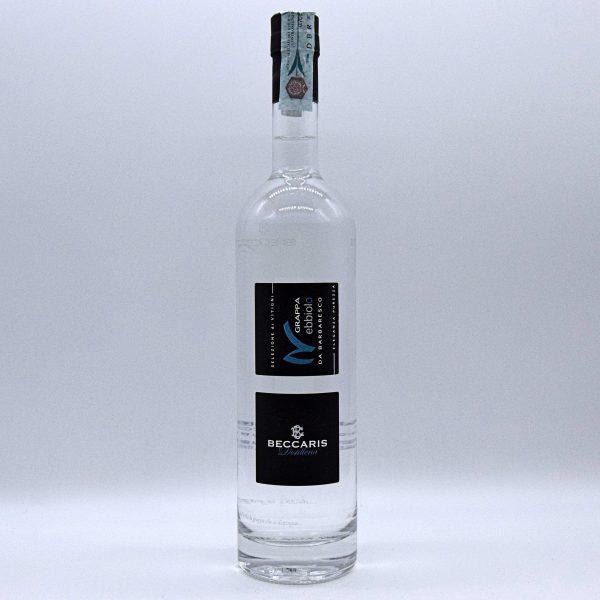 Grappa Nebbiolo Giovane (con astuccio) – Distilleria Beccaris