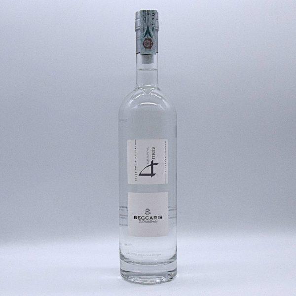 Grappa Arneis Giovane (con astuccio) – Distilleria Beccaris
