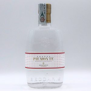 Grappa Piemonte Giovane (con astuccio) – Distilleria Beccaris