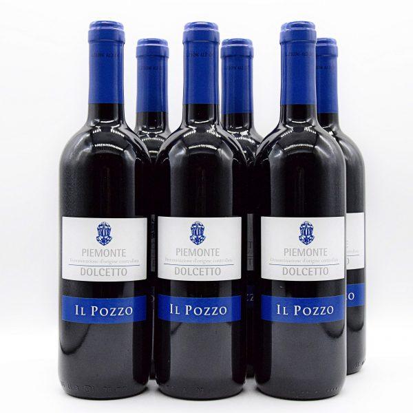 Piemonte DOC Dolcetto – Il Pozzo (6 Bottiglie)
