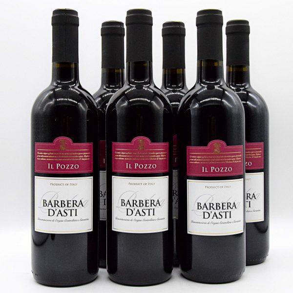 Barbera d'Asti DOCG – Il Pozzo (6 Bottiglie)