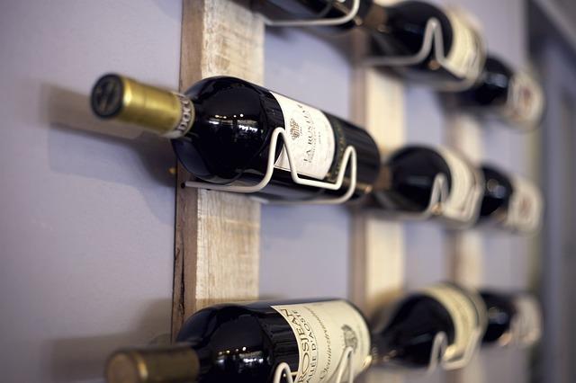 Espositori per il vino