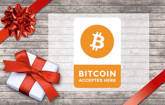 Comprare gift card con Bitcoin