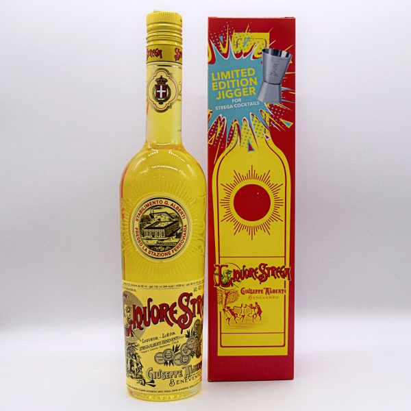 Liquore Strega Alberti