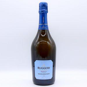 "Valdobbiadene Prosecco Superiore DOCG Dry ""Santo Stefano"" – Ruggeri"