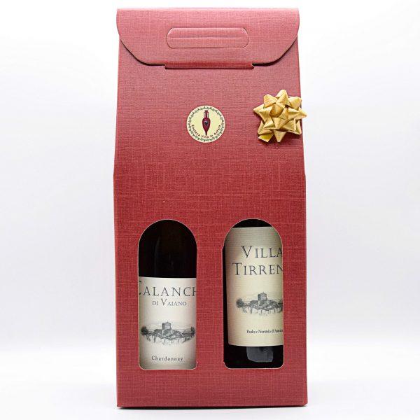 Confezione Regalo con vini D'amico del Lazio