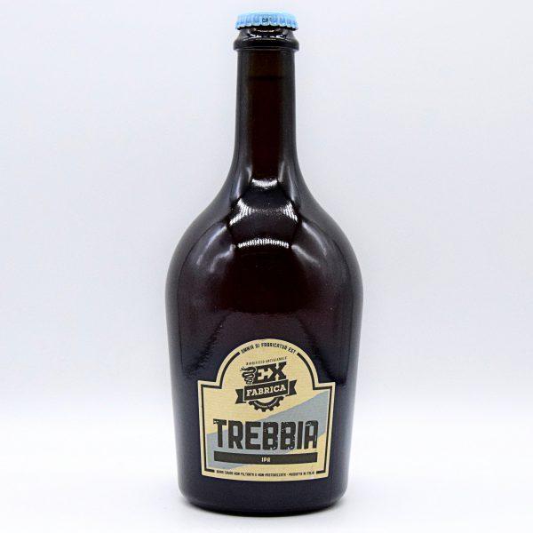 """Birra Ambrata """"Trebbia"""" – Birrificio Ex Fabrica"""