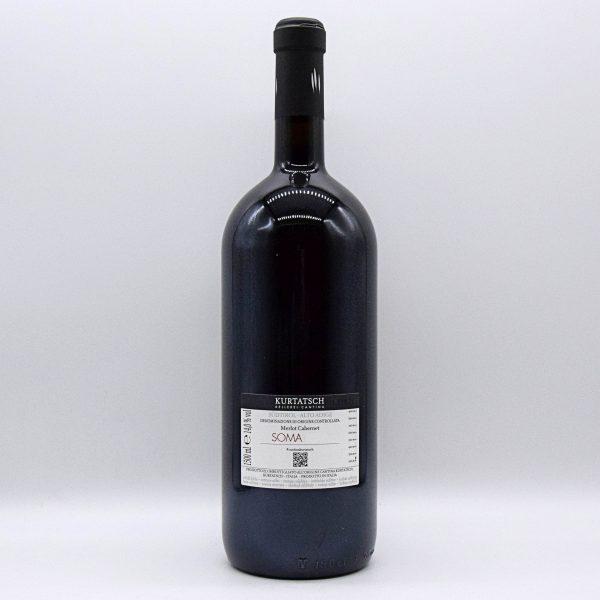 "Alto Adige DOC Merlot Cabernet ""Soma"" con cassetta – Kurtatsch Kellerei"