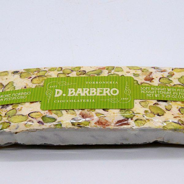 Stecca di Torrone Morbido con Pistacchio – Davide Barbero