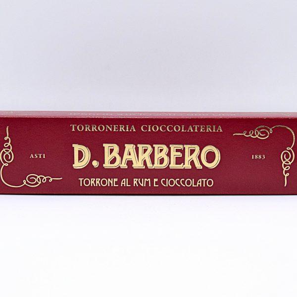 Torrone al Rum e Cioccolato – Davide Barbero